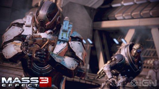 В Mass Effect 3 можно будет отдавать голосовые команды