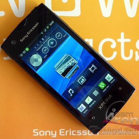 Первые данные о смартфоне Sony Ericsson ST18i