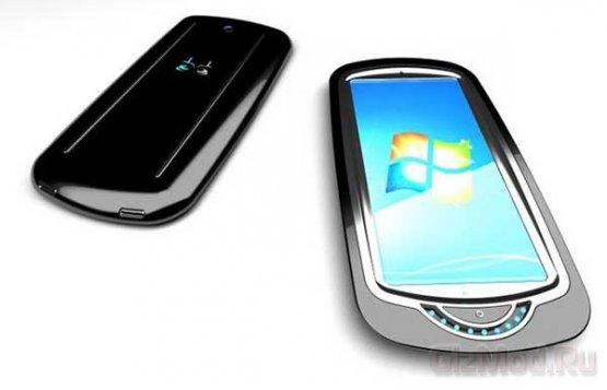 Будущее планшетов в виде Computer Systems Phone