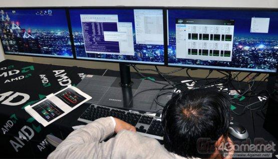 AMD воскрешает бренд FX