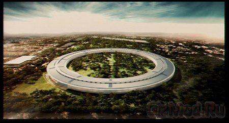 """Apple переедет """"жить"""" в космический корабль"""