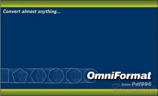 OmniFormat 10 - универсальный конвертер