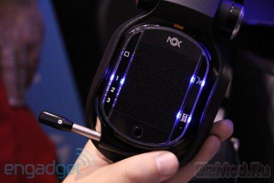 Улучшеный прототип наушников Nox Audio Admiral Touch