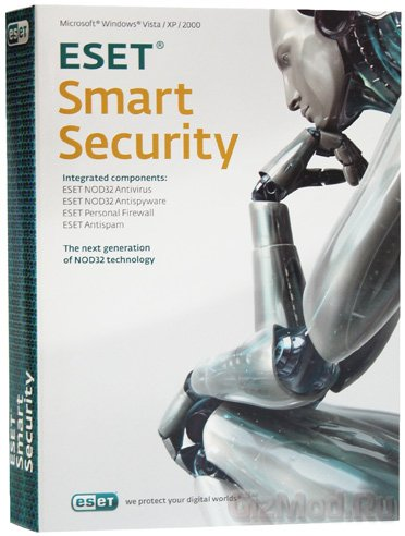 ESET Smart Security 7.0.302.26 Rus - антивирус