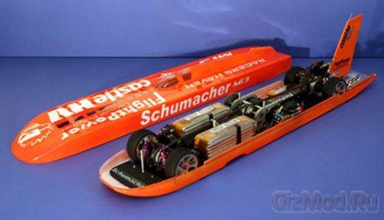 Невероятно быстрый мини-суперкар Schumacher Mi3