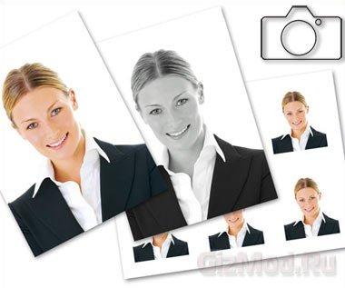 Фото на документы Профи 2012 - для фотостудии
