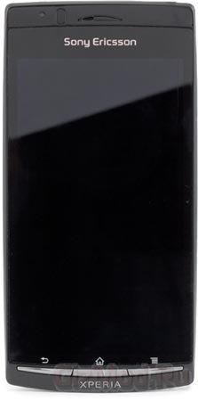 Фото смартфона Sony Ericsson Xperia Duo