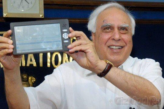 Индийский планшет с ценой в $35