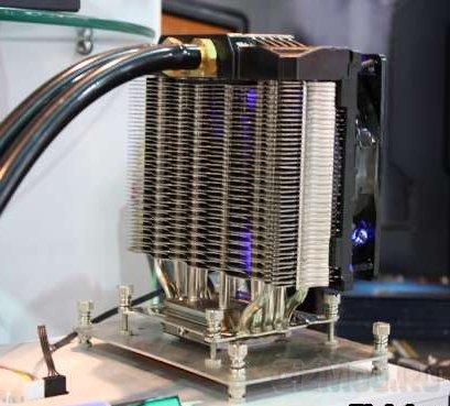 Гибридный кулер PCCooler OC3 W120