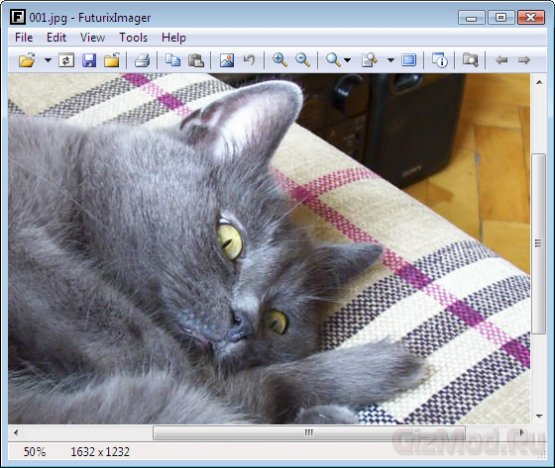 FuturixImager 6.0.2 - смотрелка картинок