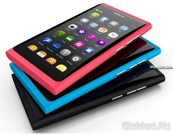 Nokia N9 на MeeGo объявлен официально