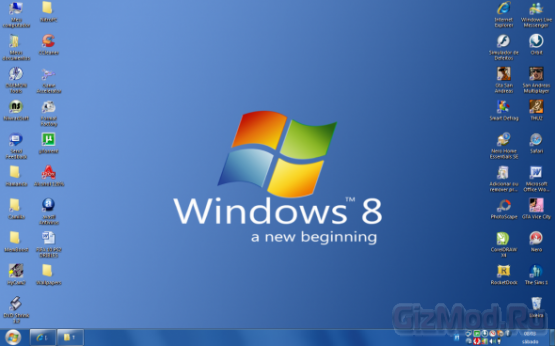 Названа дата выхода Windows 8