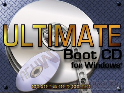 Ultimate Boot CD 5.1 Beta 1 - реаниматор ПК