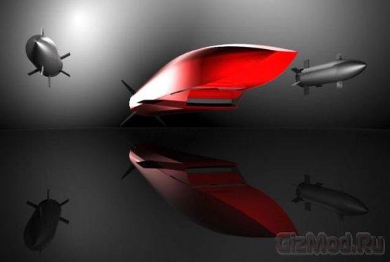 MBDA представила концептуальную крылатую ракету