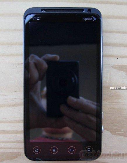 HTC EVO 3D будет поставляться в Европу