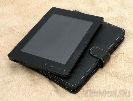 Российский планшет MIReader M801