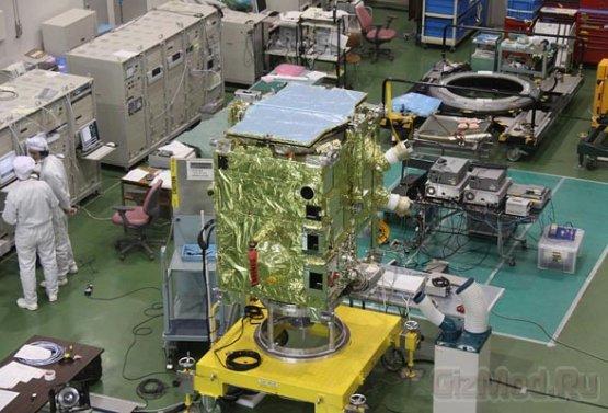 $180 миллионов выбросили в космос