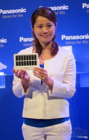 Фонарик-зарядка Panasonic BG-BL01
