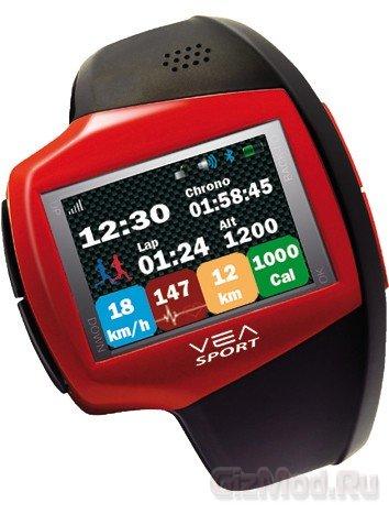 Не дешевые спортивные часы VEA Sportive