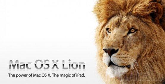 Mac OS X Lion попала в торренты