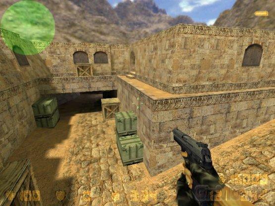 Counter-Strike во плоти