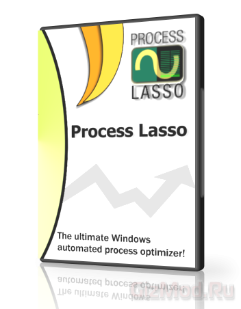 Process Lasso 5.1.0.40 - управление процессами