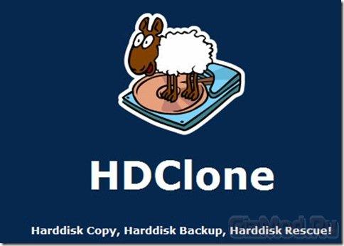 HDClone Free 4.0.6 - клонирование HDD