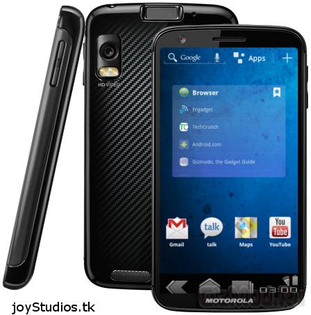 Концептуальный Android-смартфон Motorola Bee