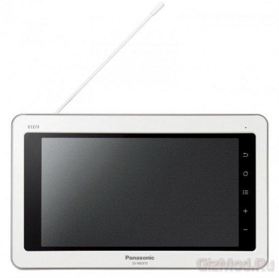 Портативный Android-телевизор Panasonic