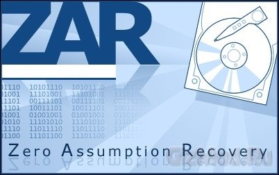 ZAR 9.0 - восстановление данных