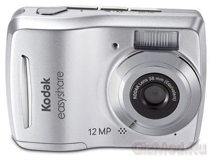 Доступная мыльница Kodak EasyShare C1505