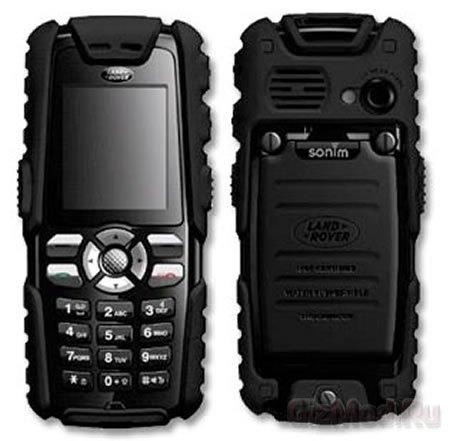 Телефоны-танки Sonim прибыли в салоны Евросети