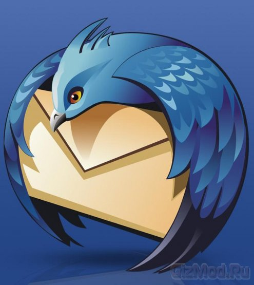 Mozilla Thunderbird 10.0 Beta 4 Rus - доставка почты
