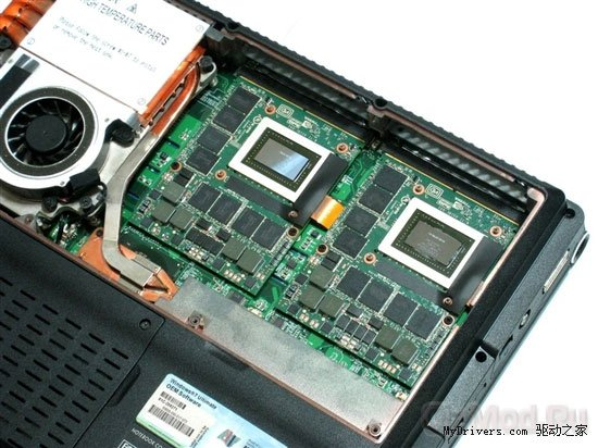 Ноутбук с двумя видеокартами GeForce