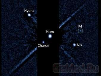 "Обнаружен четвертый спутник ""недопланеты"""