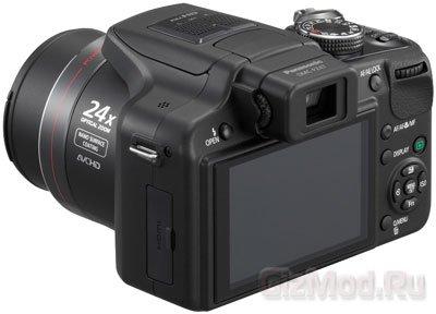 Любительский ультразум Panasonic Lumix FZ47