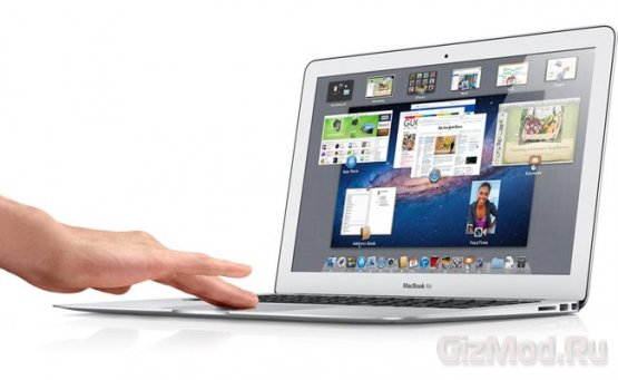 Обновленные Apple MacBook Air уже в продаже