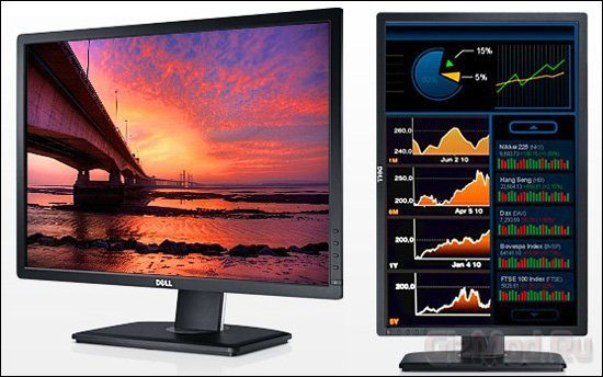 Full HD IPS-монитор Dell UltraSharp U2412M