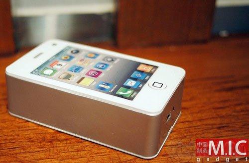 Китайский недо-iPhone 4 с вентилятором