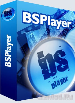 BSplayer 2.58.1054 Beta - медиаплеер