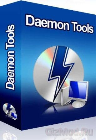 DAEMON Tools 4.46.1.0328 Lite - эмулятор CDDVD