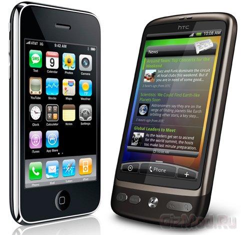 Apple затаскали по судам