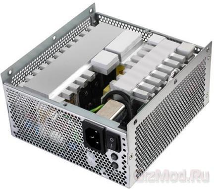 Бесшумный алюминиевый БП Nightjar SST-ST50NF