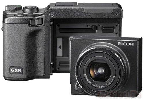 Модуль Ricoh GXR для объективов Leica
