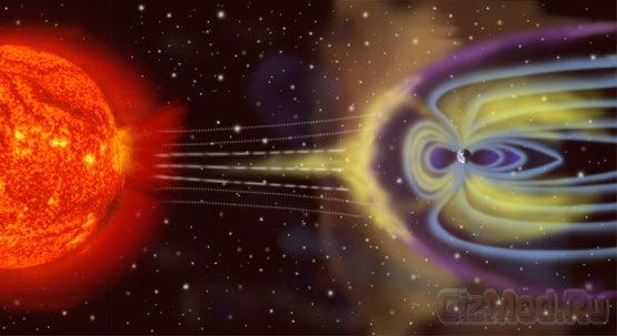 """У Земли обнаружен """"щит"""" из антиматерии"""