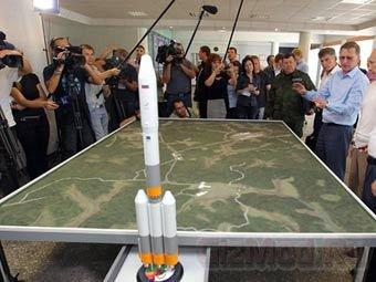 В России построят новый космодром за 250 млрд
