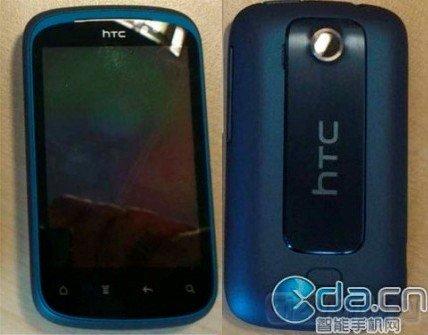 Бюджетный смартфон HTC Pico