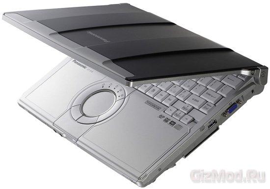 """""""Военный"""" ноутбук Panasonic Toughbook S10"""