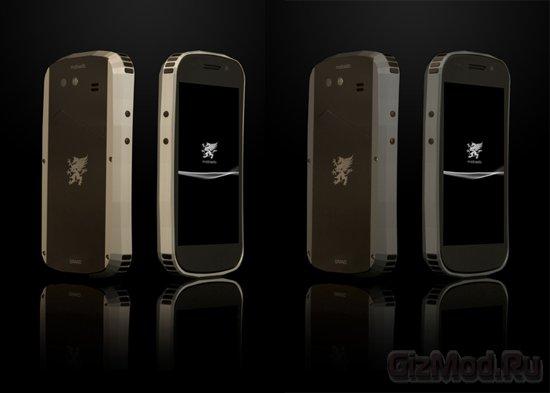 Люксовый смартфон Mobiado под управлением Android