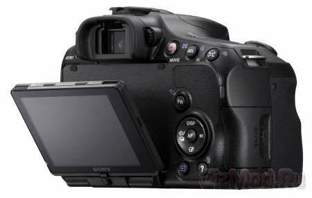 Зеркалки Sony SLT-A77 и SLT-A65 официально